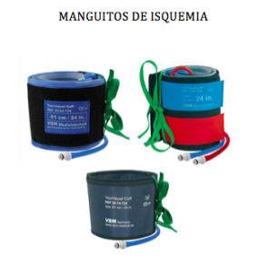 MANGUITOS ISQUEMIA